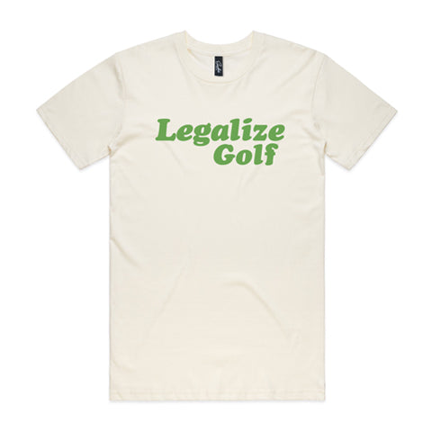 Legalize Golf Tee