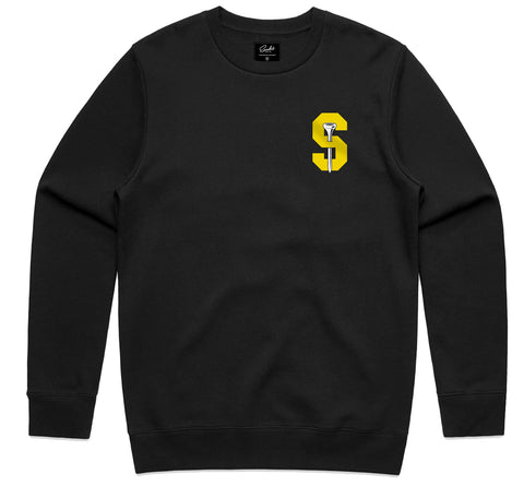Tee Up Crewneck Sweatshirt