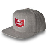 Badge Snapback - Heather