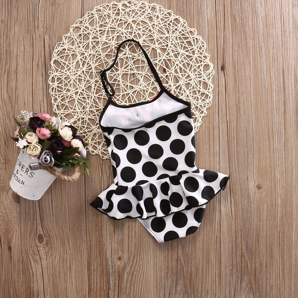 Polka Dot Swimwear