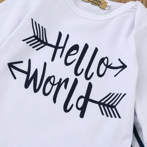 Image of Hello World 3pcs Set