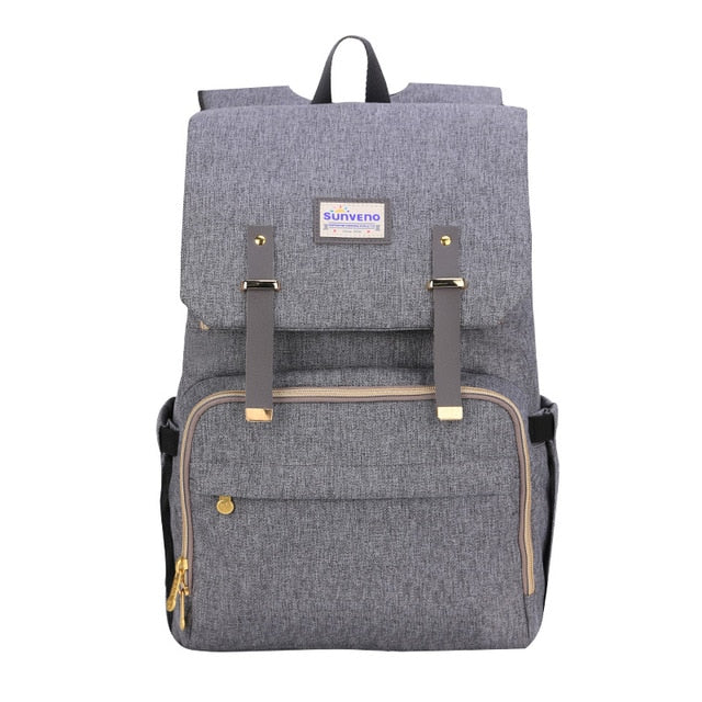 Ergonomic Diaper Bag
