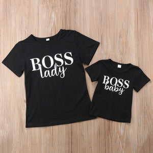 Boss Lady Boss Baby Set