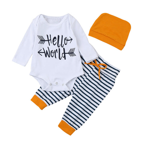 Hello World 3pcs Set