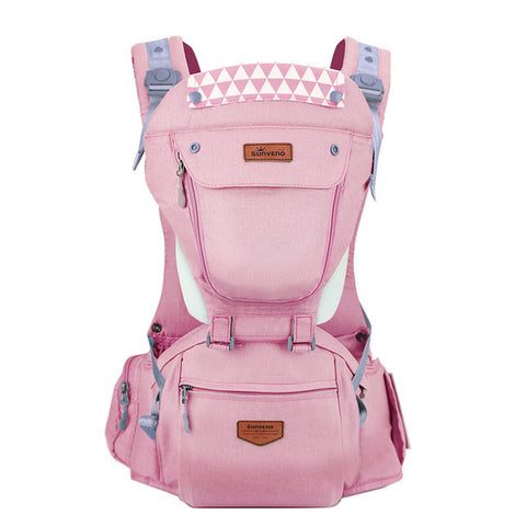 Image of Ergonomic Hipseat Baby Carrier