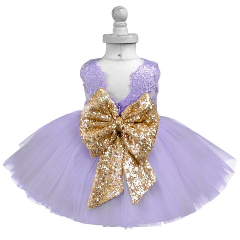 Image of Baby Girl Party Dress