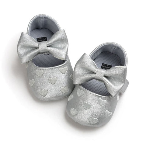 Image of Bow & Heart Shoes