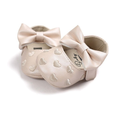 Bow & Heart Shoes