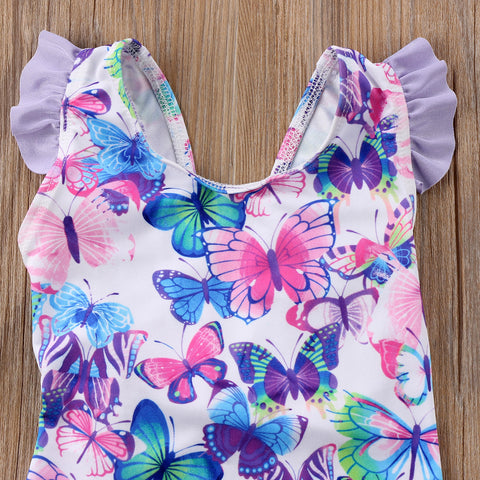 Image of Butterfly Swimwear