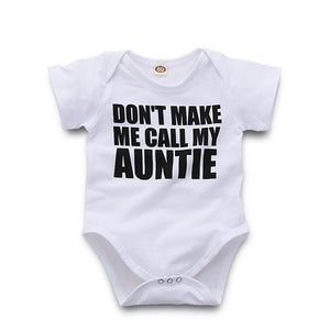 Dont Make Me Call My Auntie