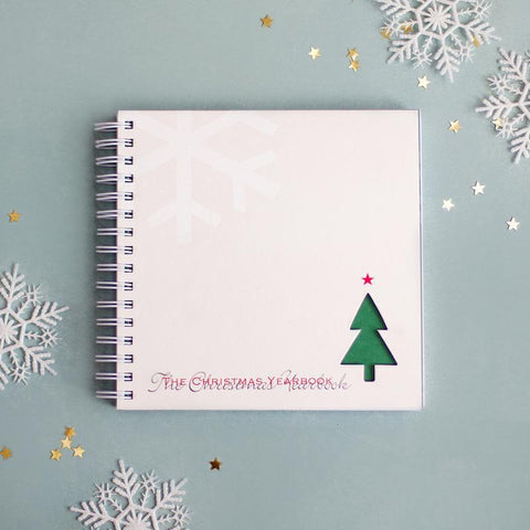 The Christmas Yearbook - A Christmas Journal