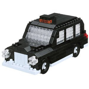 Nanoblock Taxi of London
