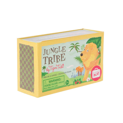 Tiger Tribe Jungle tribe box