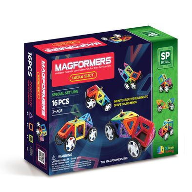 Magformers WOW 16 set