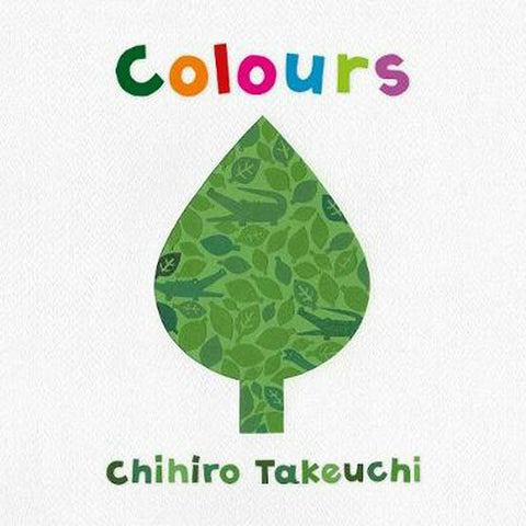 """Colours"" by Chihiro Takeuchi"