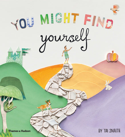 """You Might Find Yourself"""
