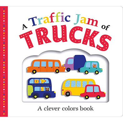 """A Traffic Jam of Trucks"""