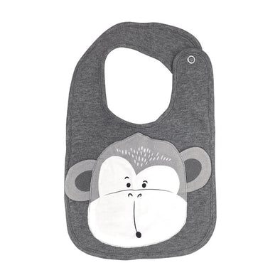 Mister Fly Monkey bib