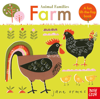 """Animal Families: Farm"""