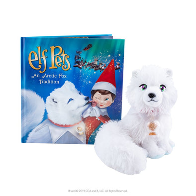 Elf Pets Arctic Fox Tradition