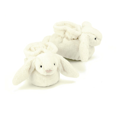 Jellycat Bashful Bunny Cream Booties