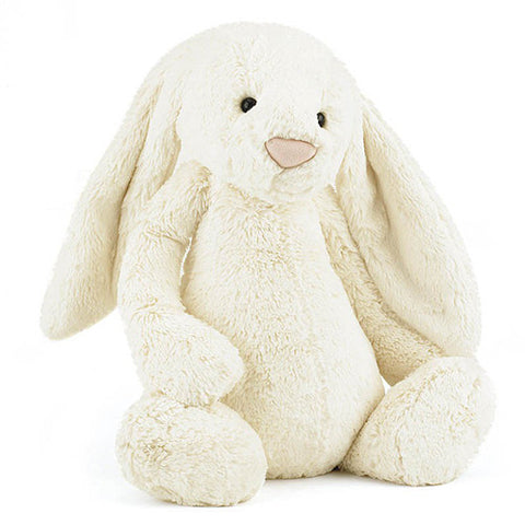 Bashful bunny small cream