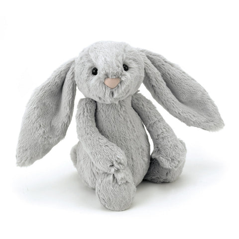Jellycat Bashful Bunny Silver Small