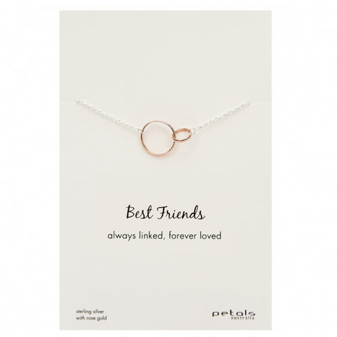 Petals Australia Best Friends Necklace