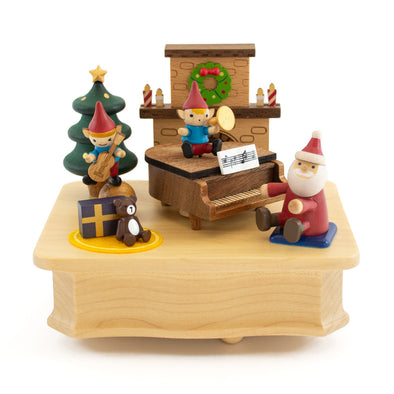 Wooderful Life Christmas Concert Music box