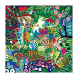 Eeboo Puzzle 1008 pieces Bountiful Garden