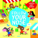 Follow Your Nose Fruit Scratch and sniff book