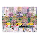 Galison Spring on Park Avenue 1000piece puzzle
