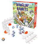 Ranglin's Rabbits cooperative game by Gamewright