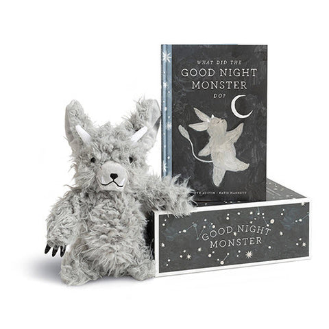 """Goodnight Monster"" Gift Set"