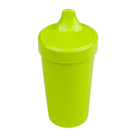 Re-Play No-Spill Cup Green