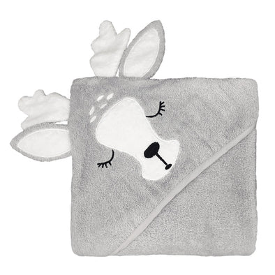 Mister Fly Hooded Towel Deer