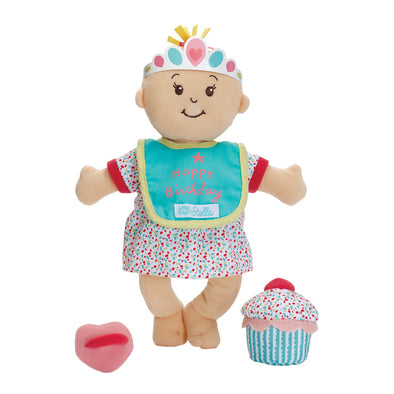 Manhattan Toys Wee Baby Stella Birthday Set