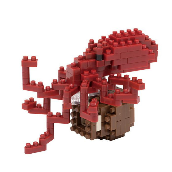 Nanoblock Common Octopus Critter Mini Series