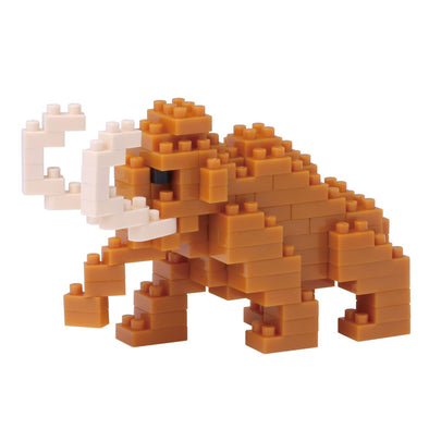 Nanoblock Mammoth Critter Mini Series