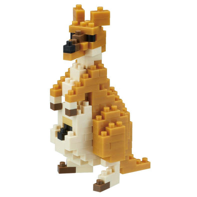 Nanoblock kangaroo new version