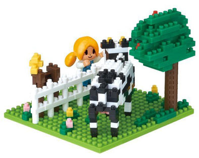 Nanoblock sights to see farm