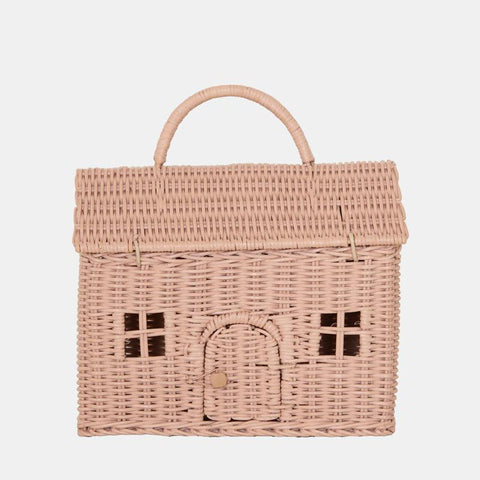 Olli Ella Casa Clutch Rose
