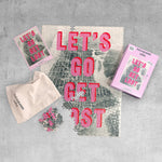Lets Go Get Lost Together New York, a 500 piece puzzle from Luckies print Club