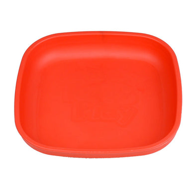 Re-Play Flat Plate red