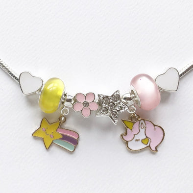 Lauren Hinkley Ruby's Magic Wish Charm Bracelet