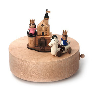 Wooderful Life Sleeping Beauty Music Box