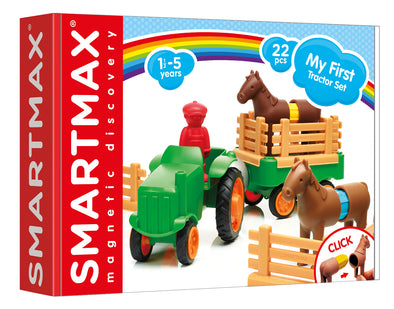 SmartMax My First Tractor