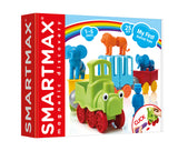 SmartMax My First Animal Train Magnetic Playset