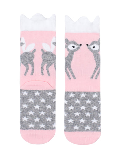 Billy Loves Audrey Midi Sock Deer