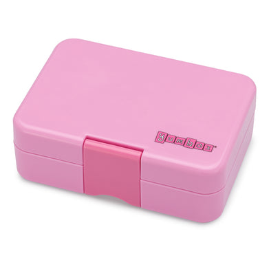 Yumbox Mini Snackbox Stardust pink